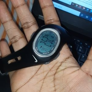 Nike watch